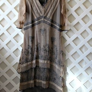Nataya VIntage Inspired Dress in Size Small